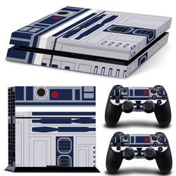 R2D2 Skin - PS4 Protector
