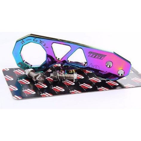 HelloDefiance, PASSWORD JDM Neo Chrome Rear Tow hook For Honda Civic, best, HelloDefiancecheap