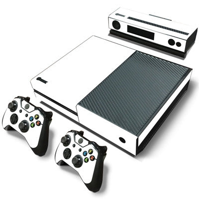 HelloDefiance, Pure Color Skin For Microsoft Xbox one Console Sticker & 2 Controller Pads For Xboxone Decal, best, HelloDefiancecheap