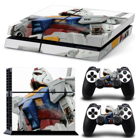 Legacy of Gundam Skin - PS4 Protector