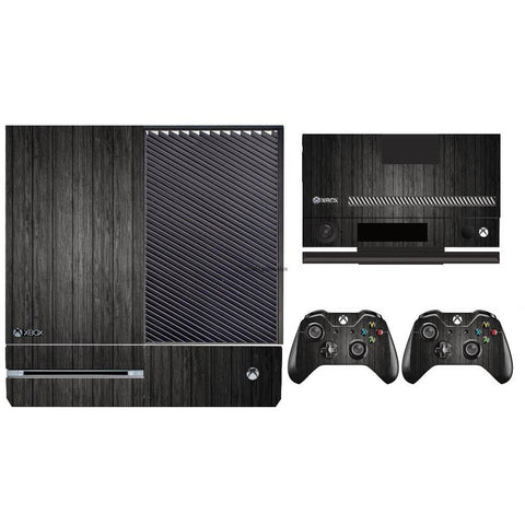 HelloDefiance, Dark Wood Skin Sticker Cover Protector Wrap for Xbox One, best, HelloDefiancecheap