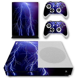 Lightning Box Skin - Xbox One Slim Protector