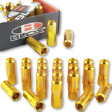 HelloDefiance, Gold Open Ended 60mm Extended Lug Nuts, best, HelloDefiancecheap