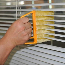 Microfiber Window Blinds Duster