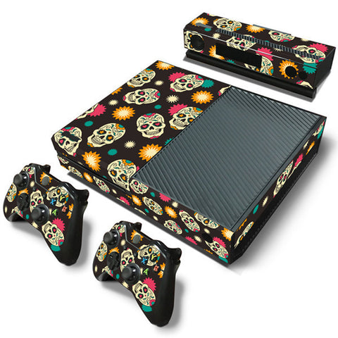 HelloDefiance, Day of The Dead Skin - Xbox One Protector, best, HelloDefiancecheap