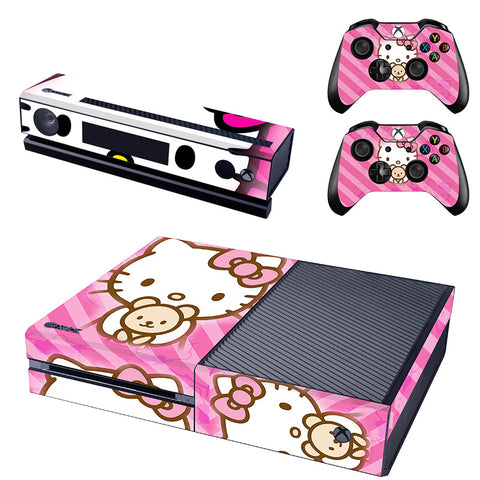 HelloDefiance, Hello Kitty Skin - Xbox One Protector, best, HelloDefiancecheap
