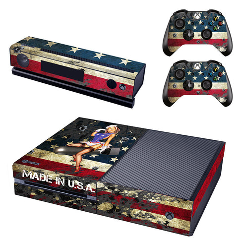 HelloDefiance, Made in the USA Skin - Xbox One Protector, best, HelloDefiancecheap