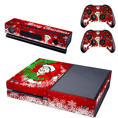 HelloDefiance, Xmas in Nuketown Skin - Xbox One Protector, best, HelloDefiancecheap