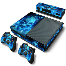 HelloDefiance, Airbrushed Skull Skin - Xbox One Protector, best, HelloDefiancecheap