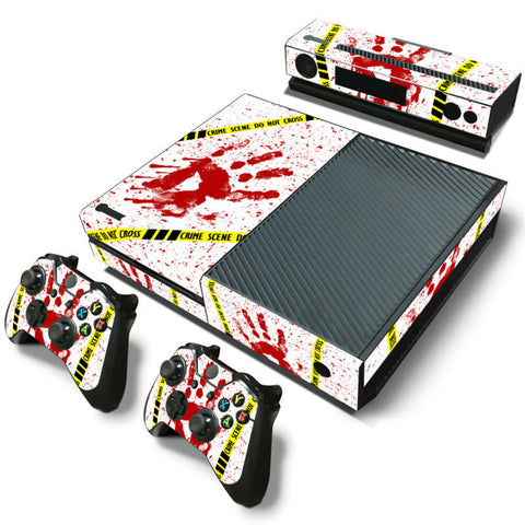 HelloDefiance, Scene of the Crime Skin - Xbox One Protector, best, HelloDefiancecheap