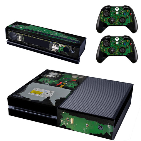 HelloDefiance, Exposed Circuitry Skin - Xbox One Protector, best, HelloDefiancecheap