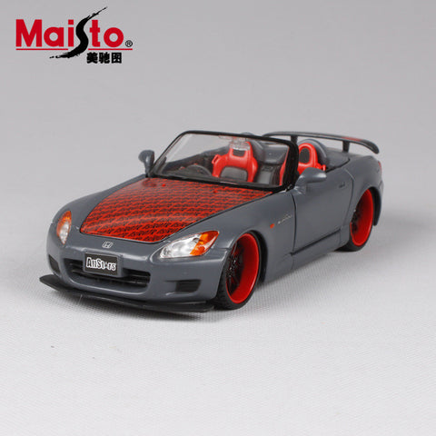 HelloDefiance, Maisto - Honda S2000 Custom Model Car, best, HelloDefiancecheap