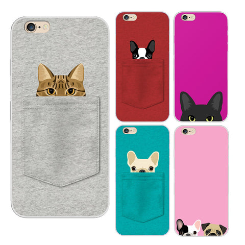 HelloDefiance, Animal Pocket for iPhone 5/6 Models, best, HelloDefiancecheap