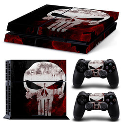 Punisher Skin - PS4 Protector