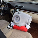 Stuffed Turbocharger Pillow Doll