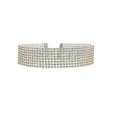 HelloDefiance, Diamond Waves Choker, best, HelloDefiancecheap