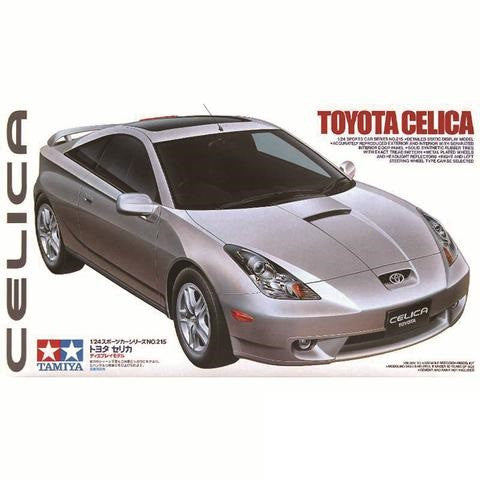 Toyota Celica Model Car Kit