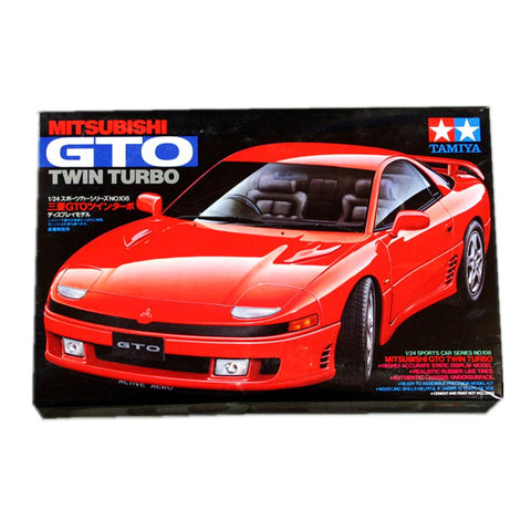 HelloDefiance, Mitsubishi 3000 GTO Twin Turbo Model Car Kit, best, HelloDefiancecheap