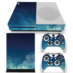 Way Up Here Skin - Xbox One Slim Protector