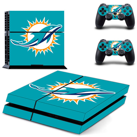 Dolphins Skin - PS4 Protector