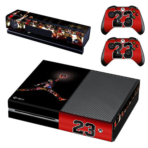 HelloDefiance, Flight of 23 Skin - Xbox One Protector, best, HelloDefiancecheap