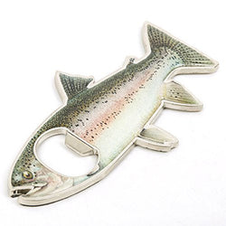 Trout Fishin' Bottle Opener