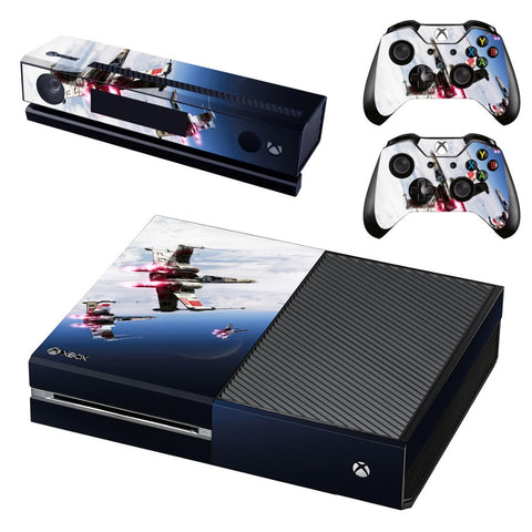 HelloDefiance, Star Fighters Skin - Xbox One Protector, best, HelloDefiancecheap