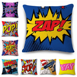 HelloDefiance, Comical Pillow Covers, best, HelloDefiancecheap