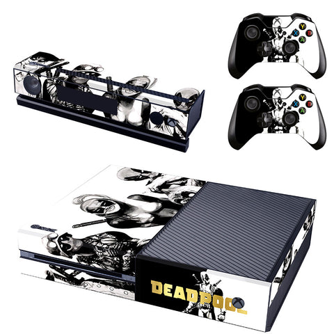HelloDefiance, Deadfaction Skin - Xbox One Protector, best, HelloDefiancecheap