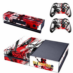 HelloDefiance, Day of Deadpool Skin - Xbox One Protector, best, HelloDefiancecheap