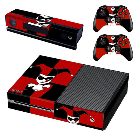 HelloDefiance, Harley Quinned - Xbox One Protector, best, HelloDefiancecheap