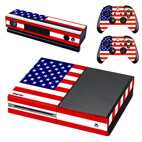 HelloDefiance, Stand United Skin - Xbox One Protector, best, HelloDefiancecheap