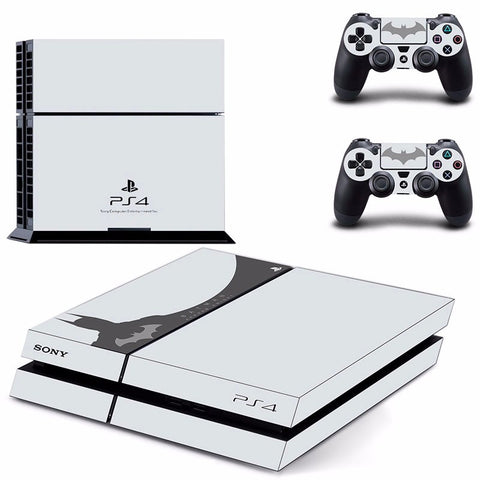 Guardian Skin - PS4 Sticker Protector