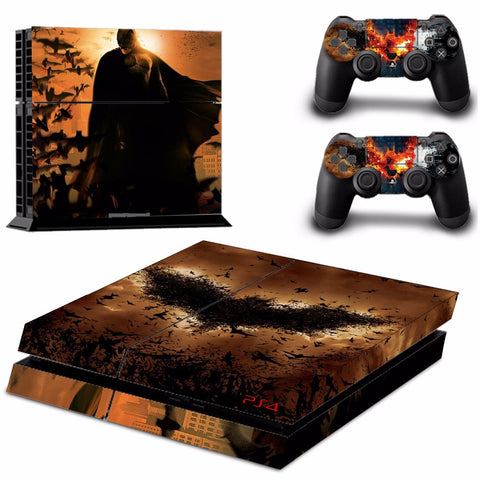 Batman Horizon Skin - PS4 Sticker Protector