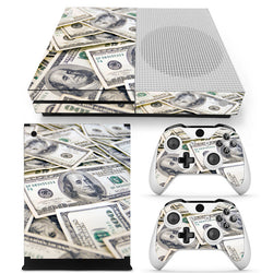 Make It Rain Skin - Xbox One Slim Protector