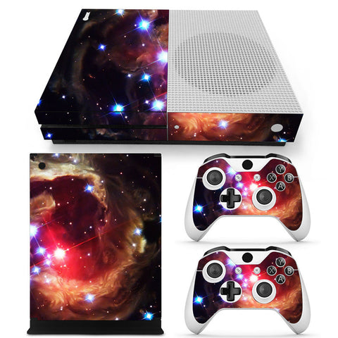 Galactic Tactic Skin - Xbox One Slim Protector