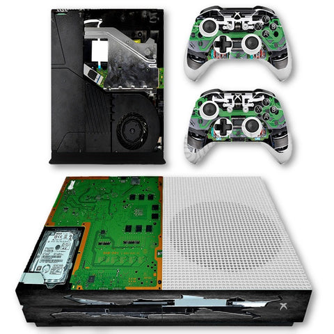 Exposed Circuit Skin - Xbox One Slim Protector