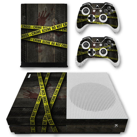 Post Game Skin - Xbox One Slim Protector