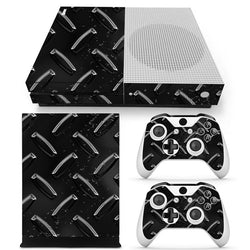 Plated Armor Skin - Xbox One Slim Protector