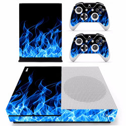 Caught Fire Skin - Xbox One Slim Protector
