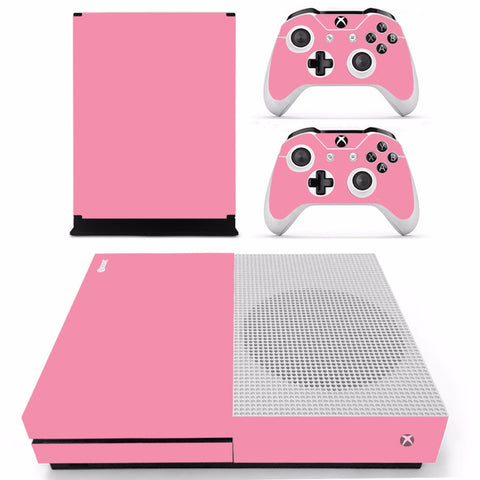Pink Skin - Xbox One Slim Protector