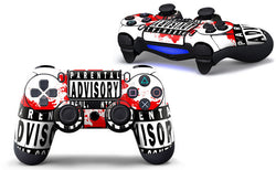 Obscene Gaming Skin - PS4 Controller Protector