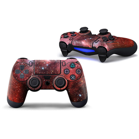 Midnight Red Skin - PS4 Controller Protector