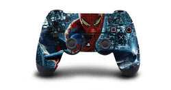 Spiderman Skin - PS4 Controller Protector