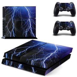 Lightning Box Skin - PS4 Protector