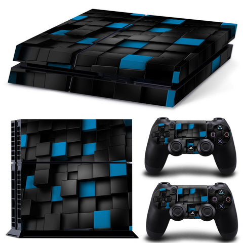 Intelligence Center Skin - PS4 Protector