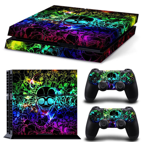 Light Festival Skin - PS4 Protector