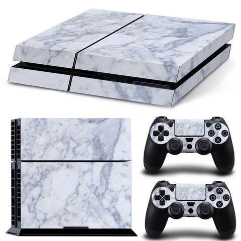 MarbleMansion Skin - PS4 Protector