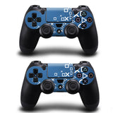 Button Masher Skin - PS4 Protector