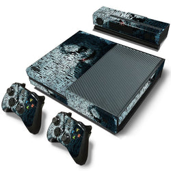 Maniacal Skin - Xbox One Protector